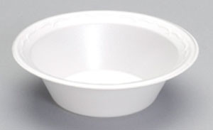 5 oz Foam Bowl