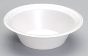 12 oz Foam Bowl
