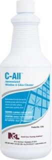 C-All Ammoniated Window & Glass Cleaner 32oz