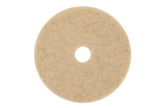 Niagara Natural Hog Hair Burnishing Pad 20""
