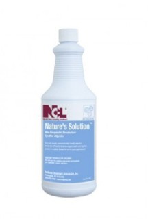 NATURE'S SOLUTION™ Bio-Enzymatic Deodorizer / Spotter / Digester 32oz Bottle