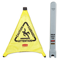 Safety Cone Pop Up